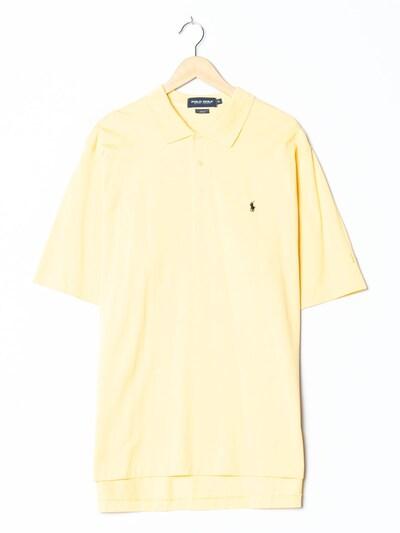 Ralph Lauren Polohemd in XL/XXL in pastellgelb, Produktansicht