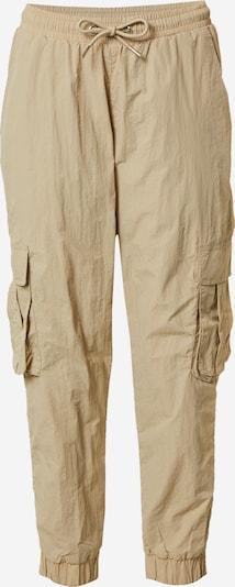 Urban Classics Pantalon cargo en camel, Vue avec produit