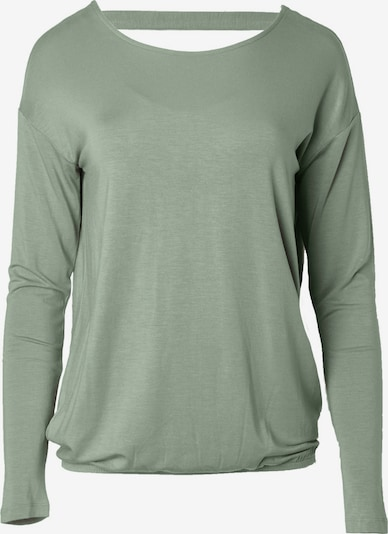 Kismet Yogastyle Shirt 'Aruna' in pastellgrün, Produktansicht