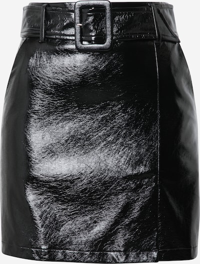 Fashion Union Krilo 'Kene' | črna barva: Frontalni pogled