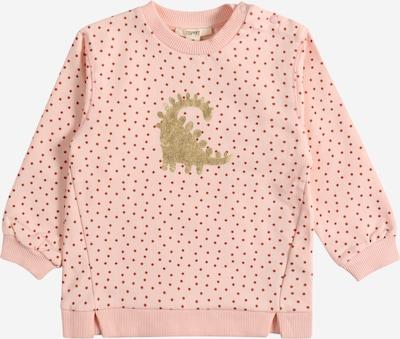 ESPRIT Sweatshirt in de kleur Goud / Lichtroze / Rood, Productweergave