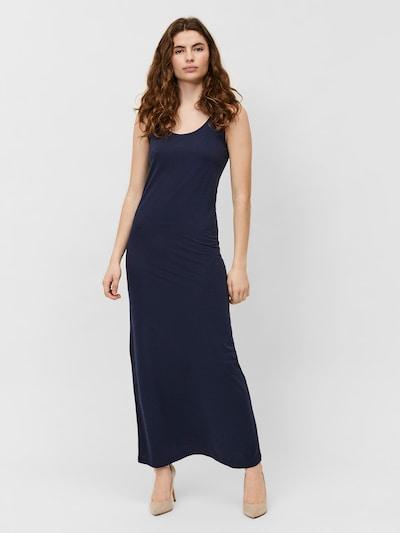 VERO MODA Obleka 'ANNA' | mornarska barva, Prikaz modela
