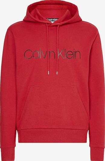 Calvin Klein Sweatshirt in de kleur Rood / Zwart, Productweergave