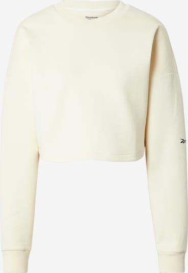Reebok Sport Športová mikina - prírodná biela, Produkt