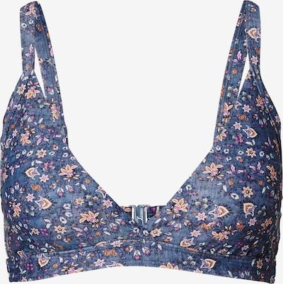 Esprit Maternity Bikinitop ' ' in de kleur Blauw / Sinaasappel / Pink, Productweergave