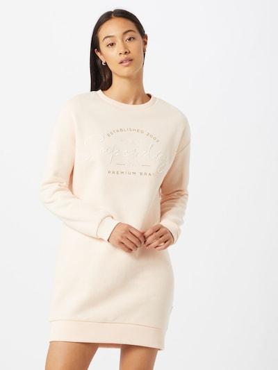 Superdry Kleid in hellpink, Modelansicht