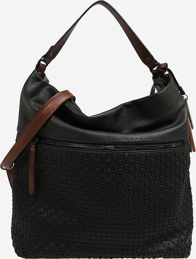 Suri Frey Pouch 'Dorey' in Brown / Black, Item view