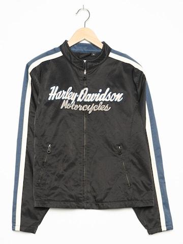 Harley Davidson Jacke in M in Schwarz