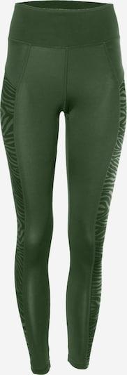 Kismet Yogastyle Leggings in dunkelgrün, Produktansicht