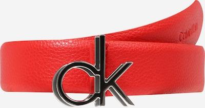 Cintura Calvin Klein di colore rosso neon, Visualizzazione prodotti