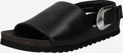 Samsoe Samsoe Sandale 'Pista' u crna, Pregled proizvoda