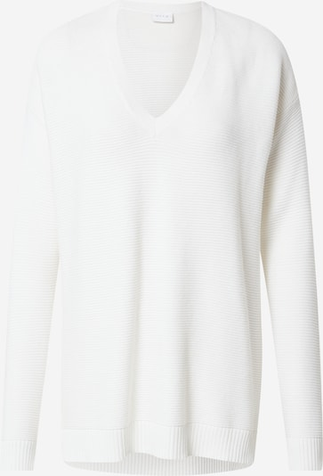 VILA Sweater 'LAINE' in White, Item view