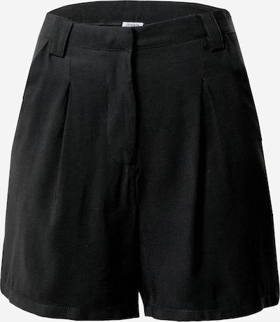 Cotton On Kalhoty se sklady v pase - černá, Produkt