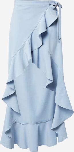 Fustă 'Anika' NA-KD pe albastru deschis, Vizualizare produs