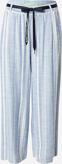 STREET ONE Kalhoty - modrá / bílá, Produkt