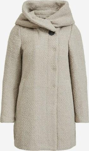 VILA Winter Coat in Beige