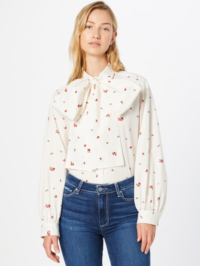 Bluză 'GRETCHEN' LEVI'S pe roșu / alb, Vizualizare model