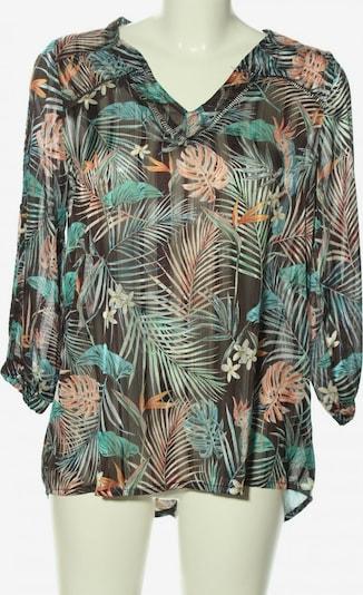 Cache Cache Long-Bluse in S in nude / khaki / schwarz, Produktansicht
