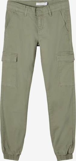 NAME IT Trousers 'Sea' in olive, Item view