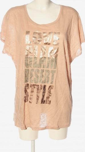 monari Print-Shirt in XXXL in pink / silber, Produktansicht
