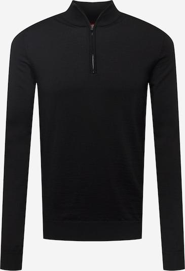 Pullover 'San Gottardo 3' HUGO di colore nero, Visualizzazione prodotti