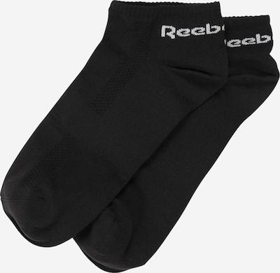 REEBOK Skarpety sportowe w kolorze czarnym, Podgląd produktu