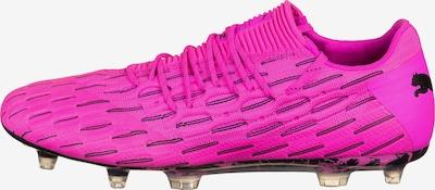 PUMA Voetbalschoen in de kleur Neonroze / Zwart, Productweergave