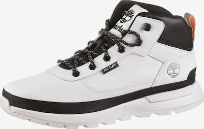 TIMBERLAND Boots 'Field Trekker' in schwarz / weiß, Produktansicht