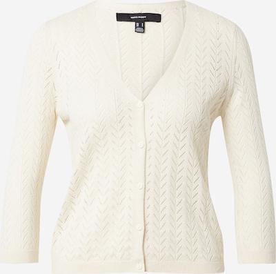 VERO MODA Knit cardigan 'CADDIE' in Cream, Item view