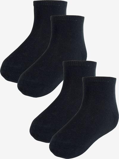 MAXIMO Skarpety w kolorze czarnym, Podgląd produktu