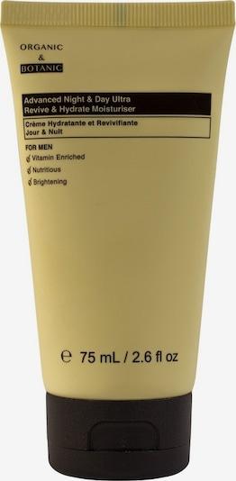 Organic & Botanic Tag- & Nachtcreme 'Advanced Night+Day Ultra Revive+Hydrate' in gelb / schwarz, Produktansicht