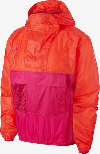 Nike Sportswear Jacke in orange / pink, Produktansicht
