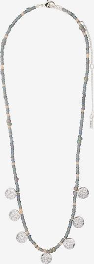 Pilgrim Chaîne en gris / bleu violet / argent, Vue avec produit