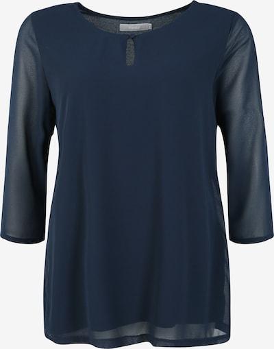 Fransa Bluse 'Zawov 1' in blau, Produktansicht