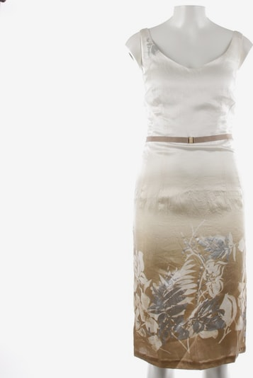 HUGO BOSS Seidenkleid in S in mischfarben, Produktansicht