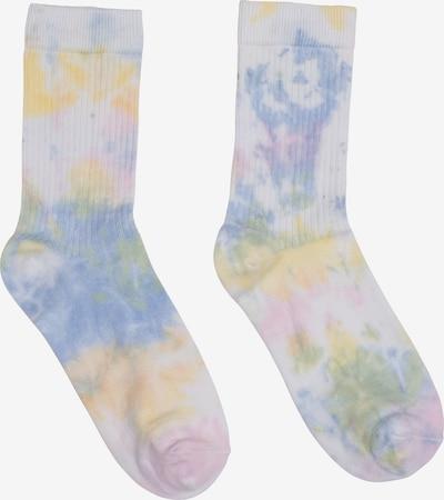 Cotton Candy Socken 'UTOPIA' in blau, Produktansicht