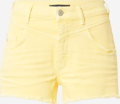Mavi Jean 'ROSIE ' en jaune clair, Vue avec produit