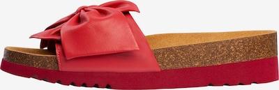 SCHOLL Sandalen Ohne Riemen 'BOWY 2.0' in rot, Produktansicht