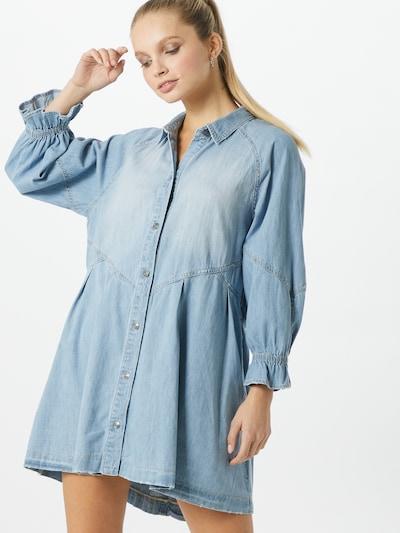 Free People Kleid 'Hannah' in indigo, Modelansicht