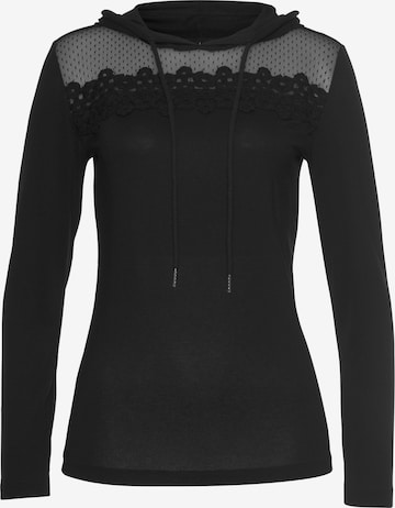 MELROSE Shirt in Black