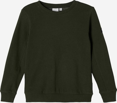 NAME IT Sweatshirt in Green / Dark green, Item view