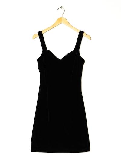 Yessica Samtkleid in XS in schwarz, Produktansicht