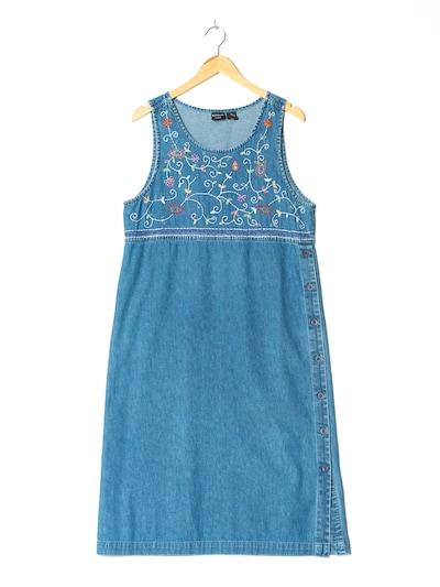 Erika Dresses Jeanskleid in M-L in blue denim, Produktansicht