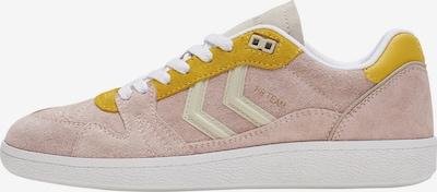 Hummel Sneaker in beige / honig / altrosa, Produktansicht