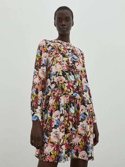 EDITED Kleid 'Elodie' in mischfarben, Modelansicht