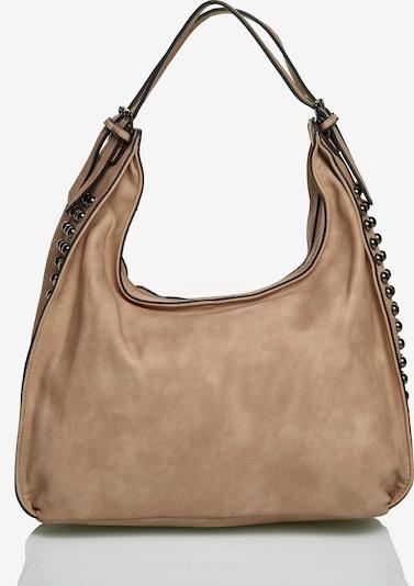 Emma & Kelly Handtasche in beige, Produktansicht