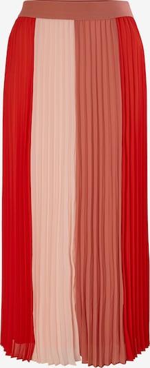 s.Oliver BLACK LABEL Rok in de kleur Rosé / Lichtroze / Rood, Productweergave