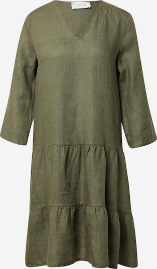 Cartoon Kleid in oliv, Produktansicht