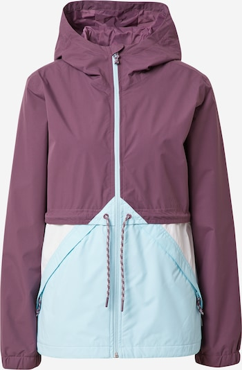 BURTON Sports jacket in Light blue / Lilac / White, Item view