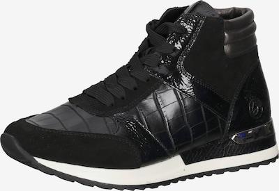 REMONTE High-Top Sneakers in Greige / Black, Item view
